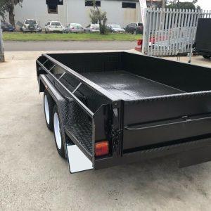 10x5 Australian Built Box Trailer